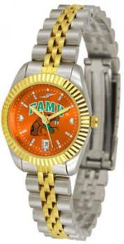 Idaho Vandals UI NCAA Womens Executive Mother-Of-Pearl Watch