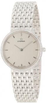 Eterna Watches Women's 5601.70.10.0000 Athena White Gold Diamond Watch
