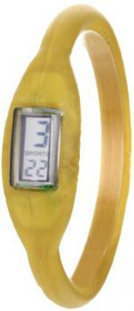 The Original Skinny Women's Medium SWWM01 Negative Ion Gold Sports Watch
