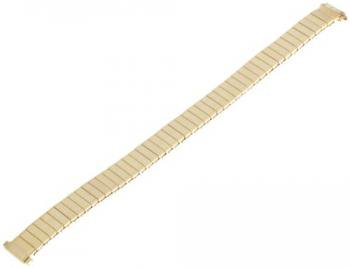 Timex Women's Q7B752 Gold Plated Stainless Steel Expansion 10-12mm Replacement Watchband