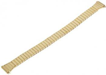 Timex Women's Q7B755 Gold Plated Expansion 11-14mm Replacement Watchband