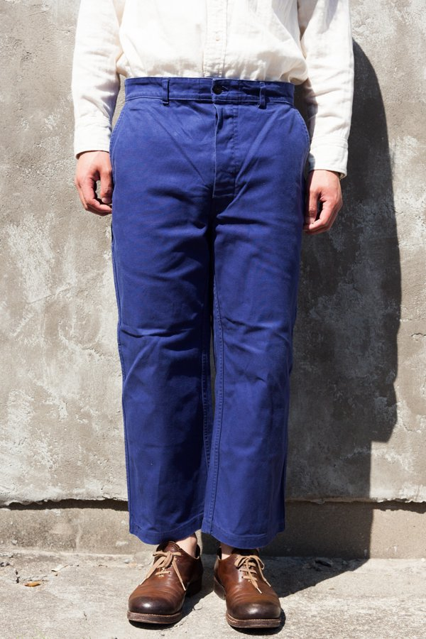 50-60'S FRENCH TWILL WORK PANTS