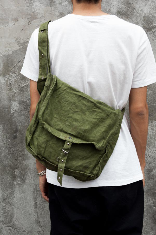 BELGIAN ARMY LINEN BAG