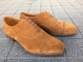 Edward Green BERKELEY 606E TABACCO SUEDE