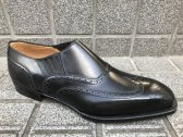 Enzo Bonafe Side elastic Full brogue