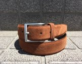 Anderson's スエード L.BROWN