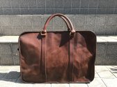 <img class='new_mark_img1' src='https://img.shop-pro.jp/img/new/icons14.gif' style='border:none;display:inline;margin:0px;padding:0px;width:auto;' />vasco LEATHER NELSON BRIEF CASE BROWN