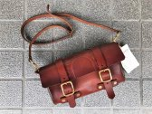 vasco LEATHER MAILMAN TOOL BAG キャメル