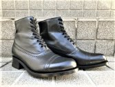 JULIAN BOOTS/ JEWELER/ KANGAROO BLACK