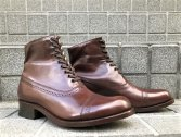 JULIAN BOOTS/ JEWELER/ KANGAROO BROWN