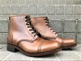 JULIAN BOOTS/ BOWERY/ HORWEEN CROMEXCEL NATURAL