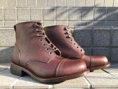 <img class='new_mark_img1' src='https://img.shop-pro.jp/img/new/icons14.gif' style='border:none;display:inline;margin:0px;padding:0px;width:auto;' />JULIAN BOOTS/ BOWERY/RUSSIAN CALF BROWN