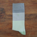 OXFORD SOCKS 1 Parr-Lim&Gry