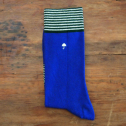 OXFORD SOCKS 2  BLUE