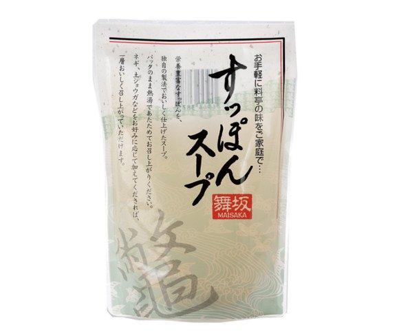 【京都舞坂】レトルトすっぽんスープ