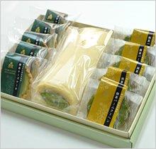 【茶游堂】スイーツギフトセットA(化粧箱入り)