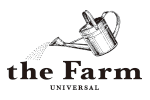 植物の楽園 the Farm UNIVERSAL ONLINE SHOP