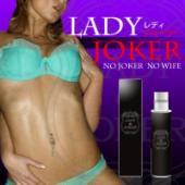 どんなタイプの女性も貴方の思うがままに!S●Xフェロモン香水【Lady Joker】(レディジョーカー)