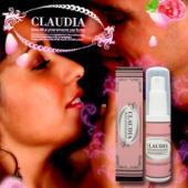 フェロモンの成分が香水に阻害されない生タイプのフェロモン香水【クラウディア】