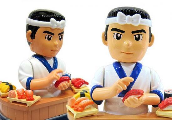 ソーラー寿司職人