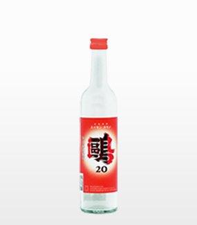 仙人秘水焼酎カモメ(20%)500ml