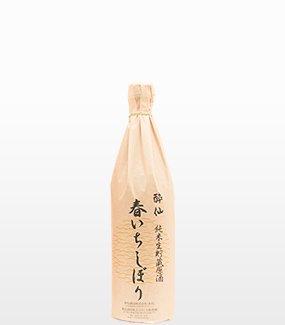 純米生貯蔵原酒 春いちしぼり  720ml