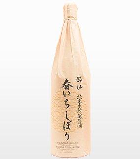 純米生貯蔵原酒 春いちしぼり 1800ml