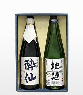大吟醸・岩手の地酒 720mlセット