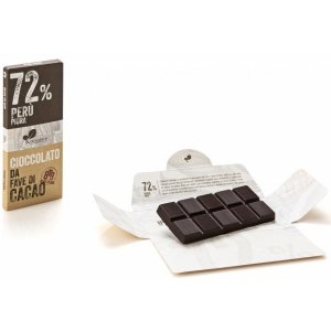 ビーントゥバーbean to bar 72% 【PERU SANMARTIN】