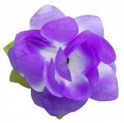 パープル(紫) ガーデニアクリップ バイオレット