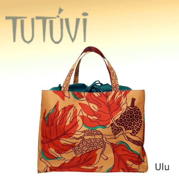 オーダートートバックSTP  巾着付き TUTUVI ウル (色/マスタード)【画像2】