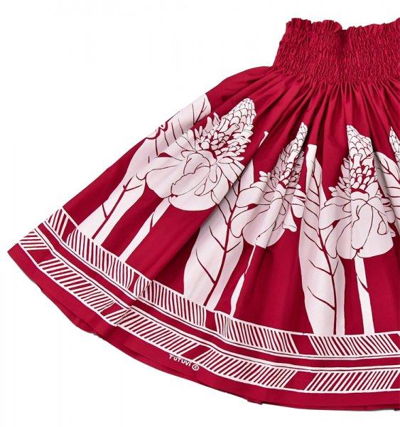 TUTUVIパウ(柄:トーチジンジャー/色:シエナ・ホワイト)【画像2】