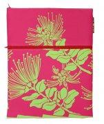 フラダンス用品 色で選びたい オーダードキュメントケース TUTUVI レフア ブライトピンク グリーン