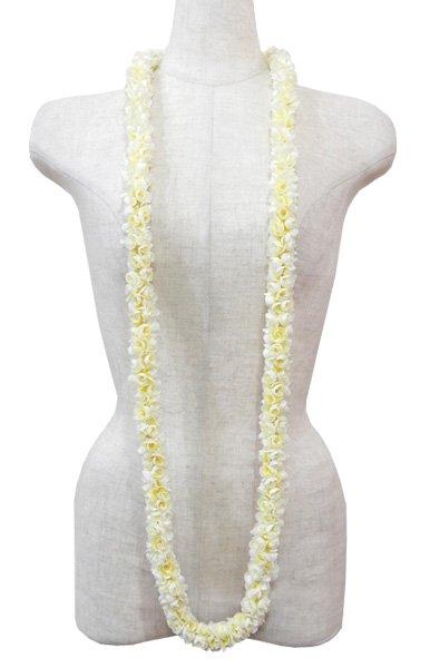 ピカケダブルロングレイ ホワイトイエロー 白黄 155cm