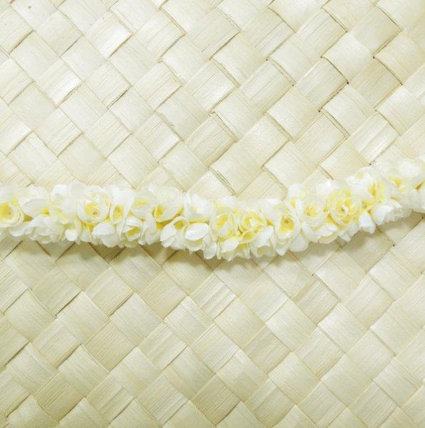 ピカケダブルロングレイ ホワイトイエロー 白黄 155cm【画像2】