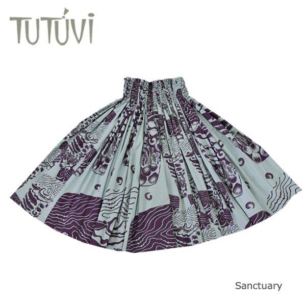 TUTUVIパウ(柄:サンクチュアリ/色:ミント・ネイビー)【画像3】