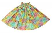 フラダンス用品 色で選びたい バティックパウ サンライズ2