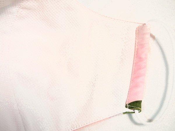マスク 布製 送料無料 プルメリア ピンク【画像4】