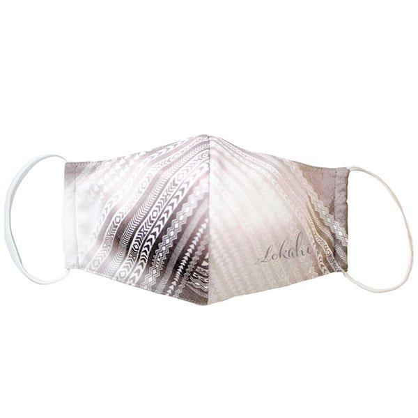 マスク 布製 送料無料 タパ ダークグレー