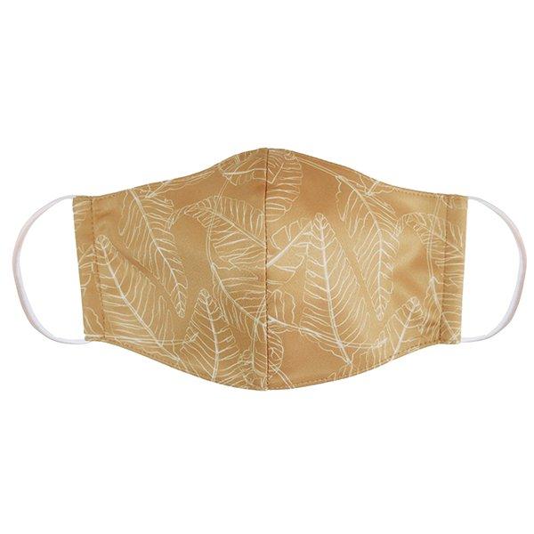 マスク 布製 送料無料 リコ キャメル