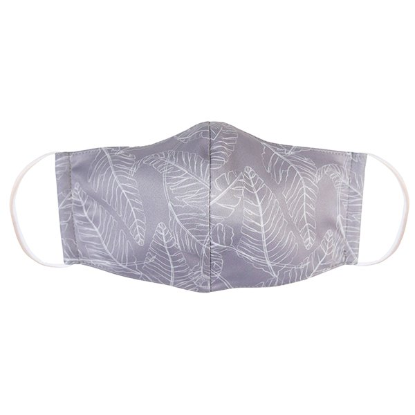 マスク 布製 送料無料 リコ グレー
