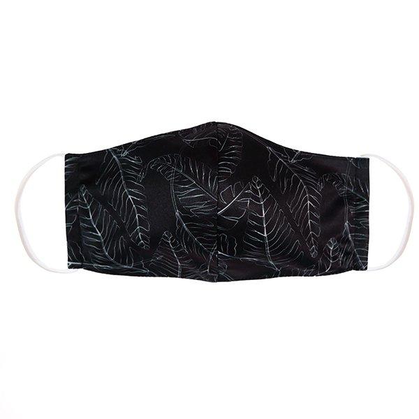 マスク 布製 送料無料 リコ ブラック