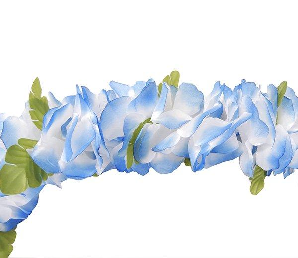 フラワーズレイ  ブルー【画像2】