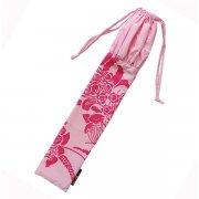 フラダンス用品 色で選びたい TUTUVI  プイリケース3 ハクレイ ピンク・ピンク