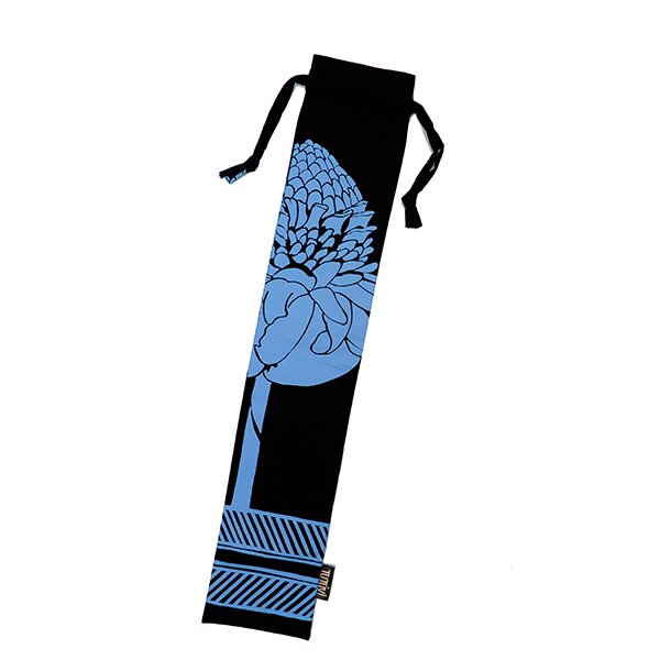 TUTUVI  プイリケース1 トーチジンジャー ブラック・ブルー