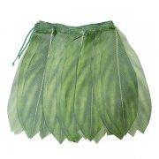 グリーン(緑) ティーリーフフラスカート  グリーン
