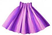 パープル(紫) ハワイアングラデーション パウスカート パープル