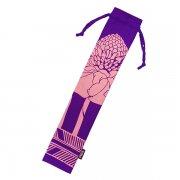 パープル(紫) TUTUVI  プイリケース1 トーチジンジャー バイオレットパープル コーラルピンク