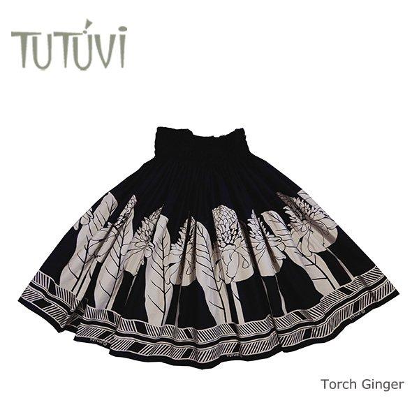 TUTUVIパウ(柄:トーチジンジャー/色:ブラック・ベージュグレー)【画像3】