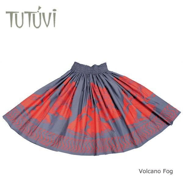 TUTUVIパウ(柄:ボルケーノフォグ/色:チャコール・レッド)【画像2】